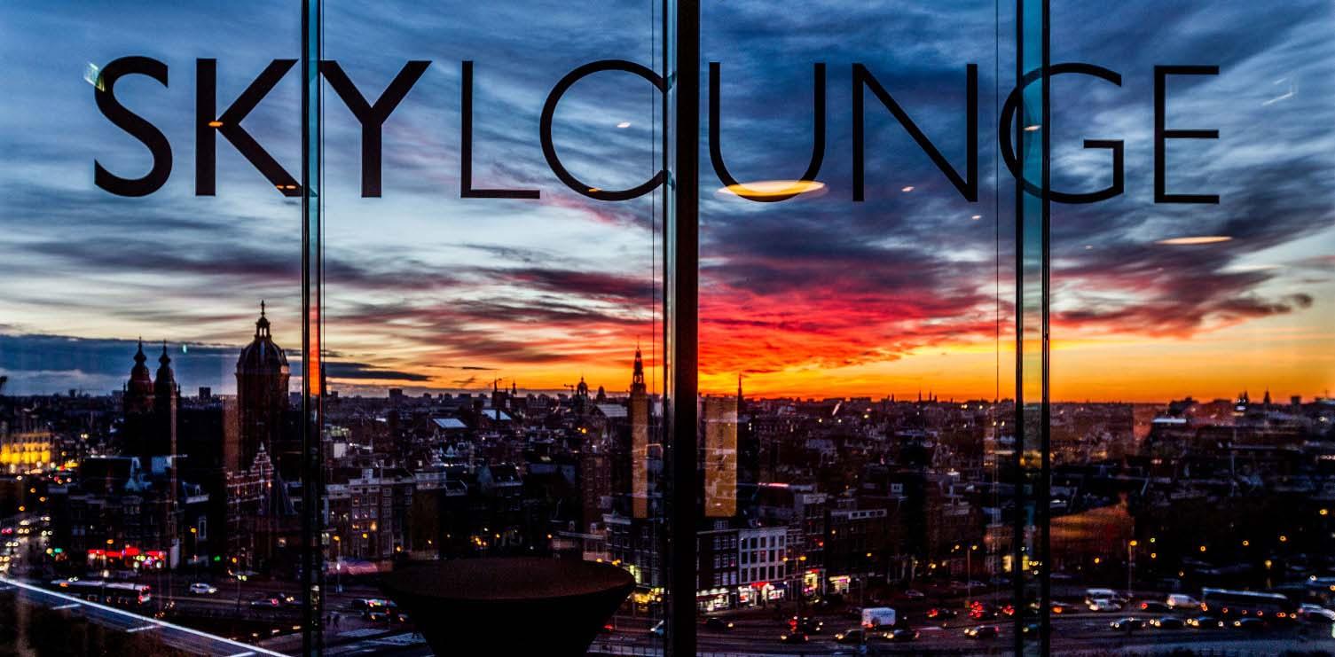 Hilton Skylounge
